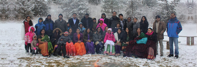 Indian Telugu Christian Fellowship Gathering Toronto